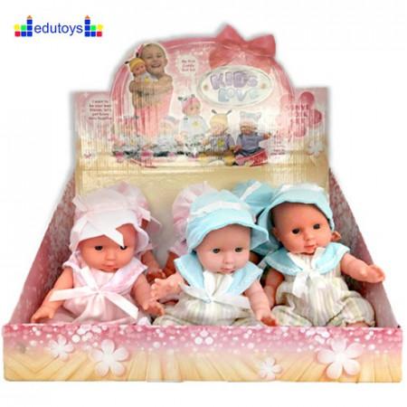 Lutka Kids Love sa šeširićem 31 cm