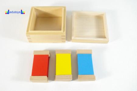 Montesori Drvene pločice I nivo