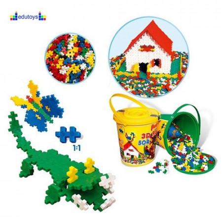 3D puzzle blocks 504 elementa