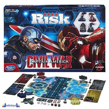 Društvena igra risiko Captain America
