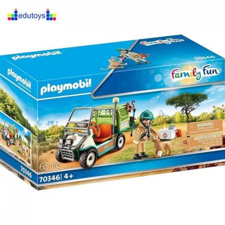 Playmobil Family Fun Veterinar