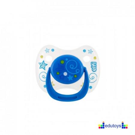 Silikonska varalica BABY DREAM 0-6 plava