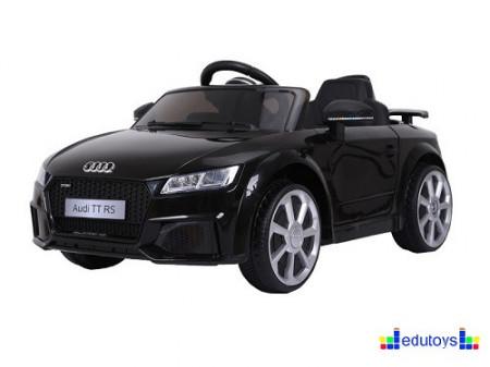 Audi crni auto na akumulator