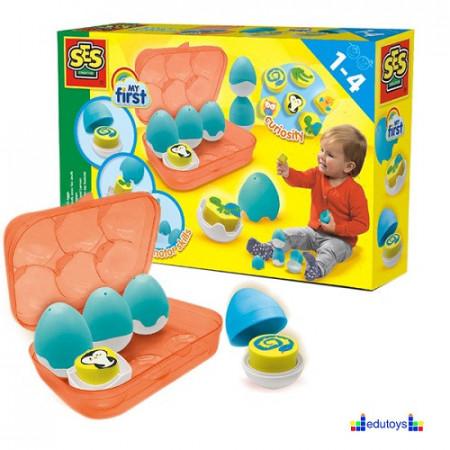 Creative - set jaja za igru