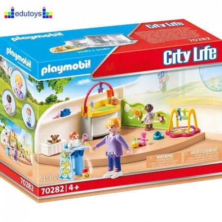 Playmobil City Life jaslice