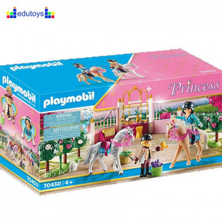 Playmobil Princess Škola jahanja