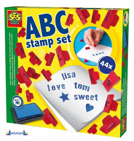 Creative Pecati ABC 44 komada