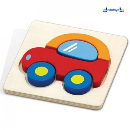 EDU puzzla auto