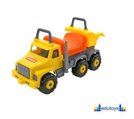Guralica kamion žuti