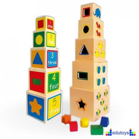Kocka u kocki 5 elementa