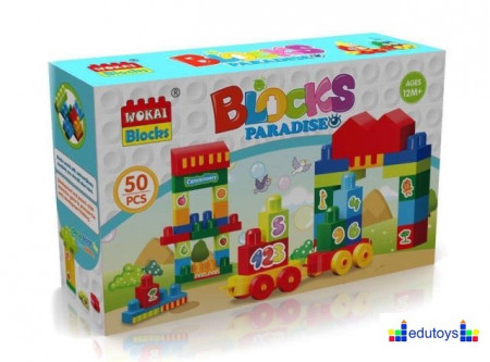 Kocke box 50 delova