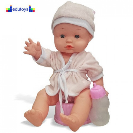 Lutka Kids Love u kupatilu 38 cm