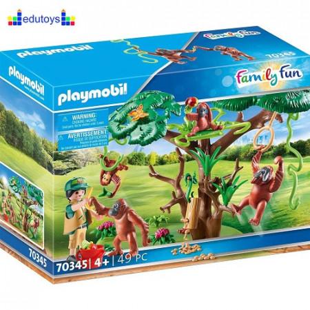 Playmobil Family Fun Orangutani