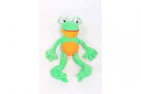 Žaba plišana 80 cm