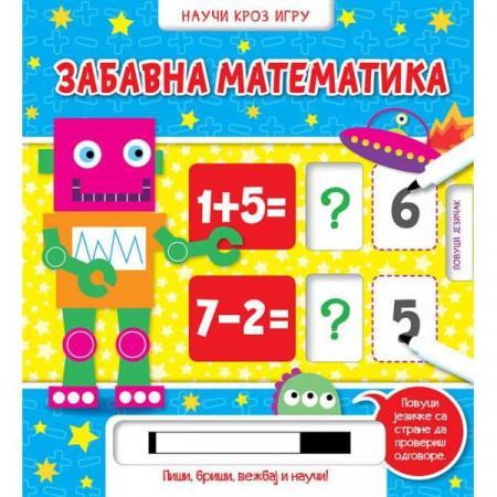 Zabavna matematika - Nauči kroz igru