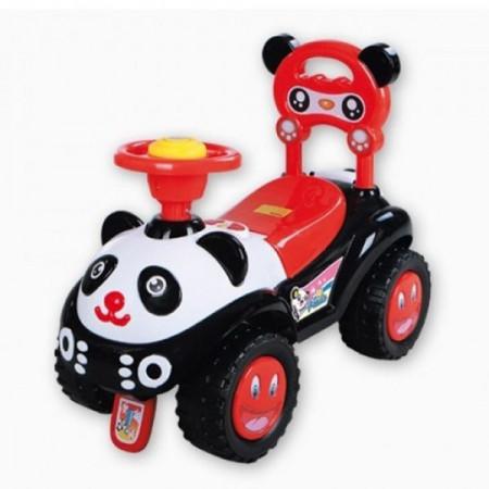 Guralica Bebi panda crveno crna