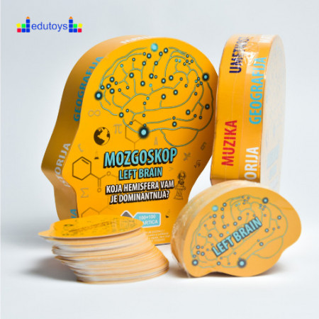 Mozgoskop 10 do 16 godina