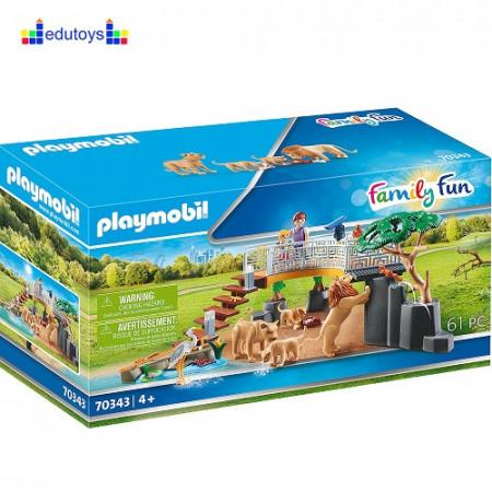Playmobil Family Fun Lavovi