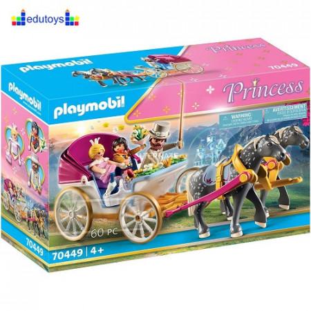 Playmobil Princess fijaker