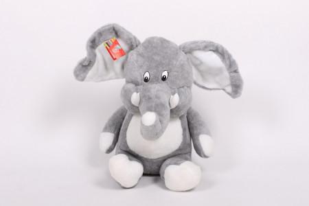 Slon plišani MUSA 55 cm