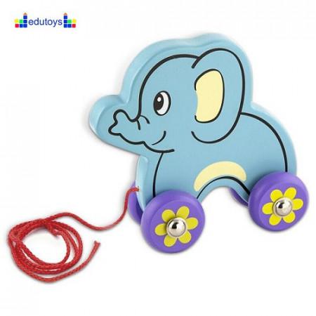 Slon vuci guraj
