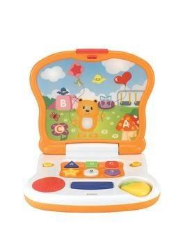 WinFun Baby laptop junior meda
