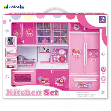Dečija kuhinja sa zvukom velika