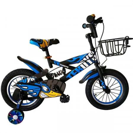 "Dečiji bicikl TFBOYS 14"" plavi"
