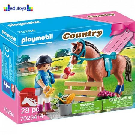 Playmobil Country Škola jahanja