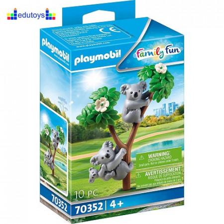 Playmobil Family Fun Porodica koala
