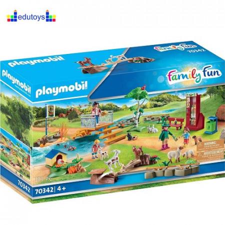 Playmobil Family Fun Zoo vrt set