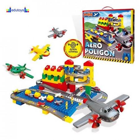 Blocks aero poligon set