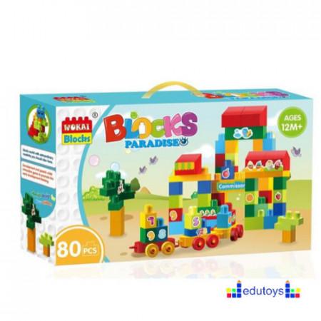 Kocke box 80 delova