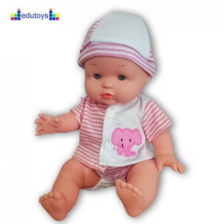 Lutka Kids Love u pidžami 38 cm