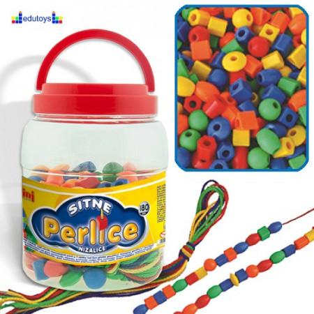 Perlice nizalice sitne 180 elemenata