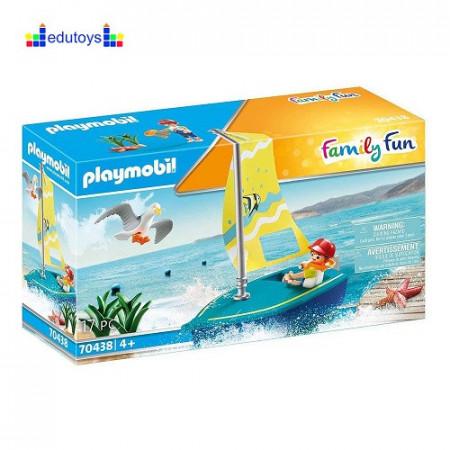 Playmobil Family Fun Jedrenjak