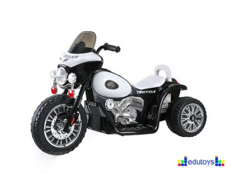 Police motor na akumulator