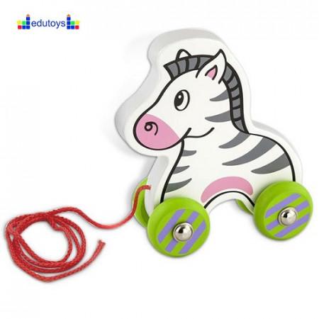 Zebra vuci guraj
