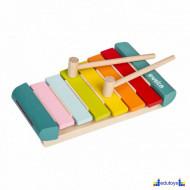 Ksilofon drveni u bojama