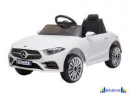 Mercedes beli- auto na akumulator