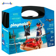 Playmobil Piratski splav