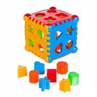 Edu kocka pogađanje oblika