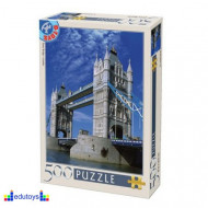 PUZZLE LONDON BRIDGE 500 PCS