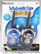 Set za male policajce WALKIE TALKIE