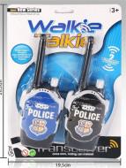 Set za male policajce WALKIE TALKIE