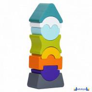 Balans toranj plavi krov - osam elemenata2