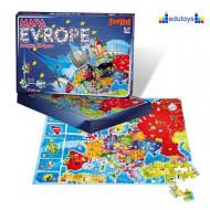 Društvena igra Mapa Evrope