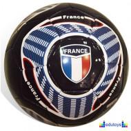 Fudbalska lopta sa motivima Francuske