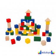 Kocke blokovi 50 delova