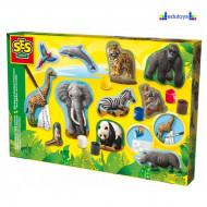 Kreativni set životinjsko carstvo